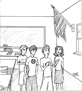 pledge of allegiance essay