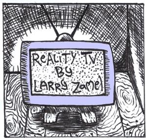Panel 1 Life doesn't imitate art, it imitates bad television. -Woody Allen