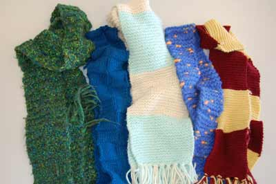 SCARVES